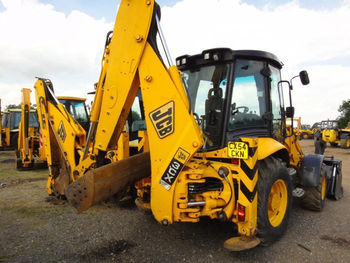 jcb 3cx loader excavator