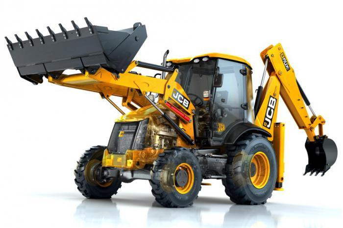 jcb 3cx excavator specifications