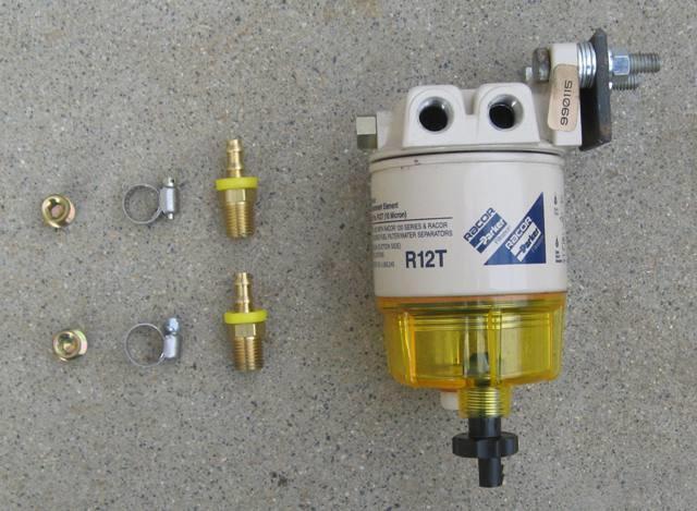 913044 - Устройство сепаратора для дизельного топлива