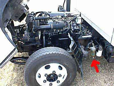 913046 - Устройство сепаратора для дизельного топлива