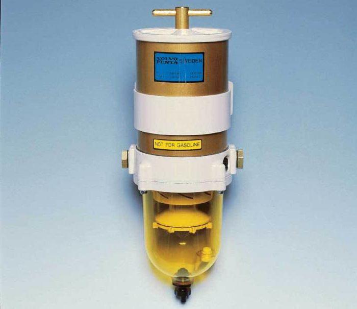 913047 - Устройство сепаратора для дизельного топлива