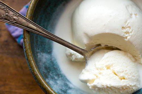 ice cream at home