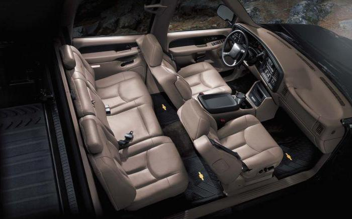 chevrolet avalanche specifications