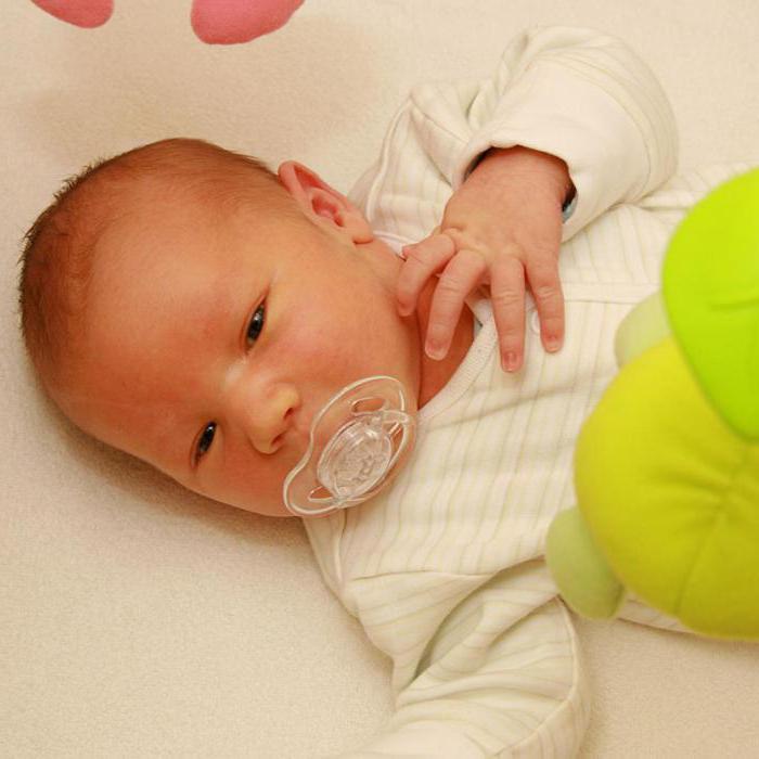Повышенный билирубин у новорожденного
