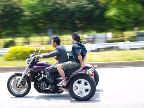 Сделать трицикл своими руками из урала фото 484