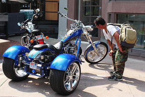 трицикл из скутера своими руками