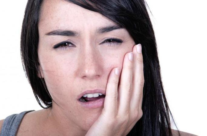Болезни десен симптомы и лечение