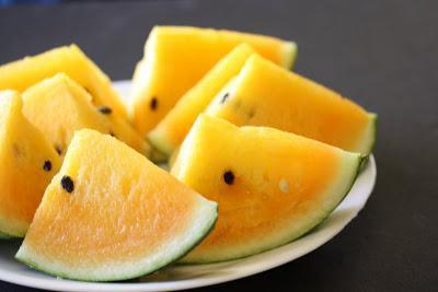 yellow flesh watermelon