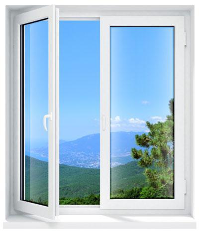 окна пластиковые стандартные размеры цена