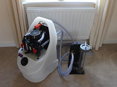 промывка систем отопления в домашних условиях