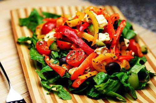 summer salads on the holiday table recipes
