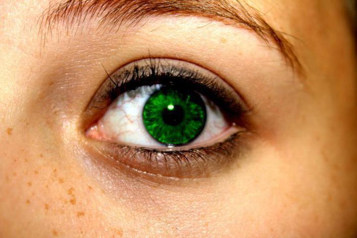 Как сделать ярче цвет глаз
