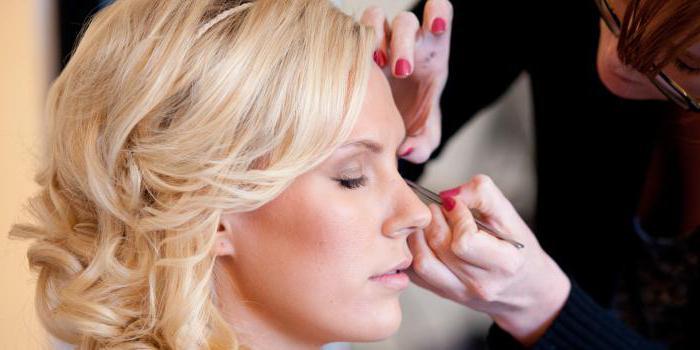 Как с помощью макияжа сделать лицо худее