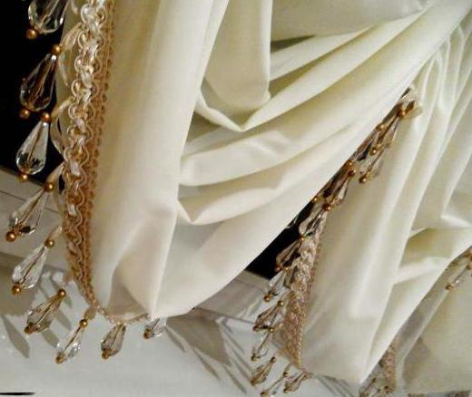 how to sew french curtains