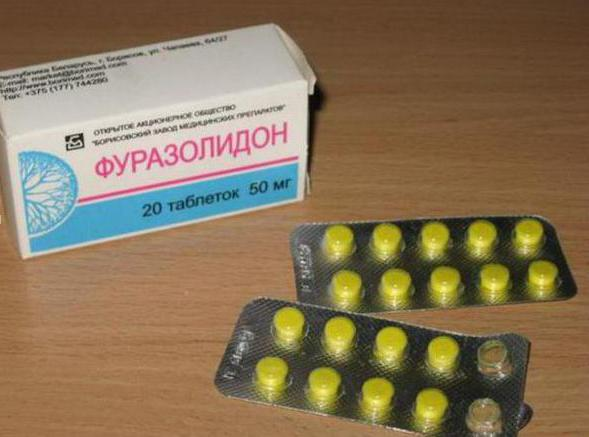 Фуразолидон инструкция по применению, цена на фуразолидон и.