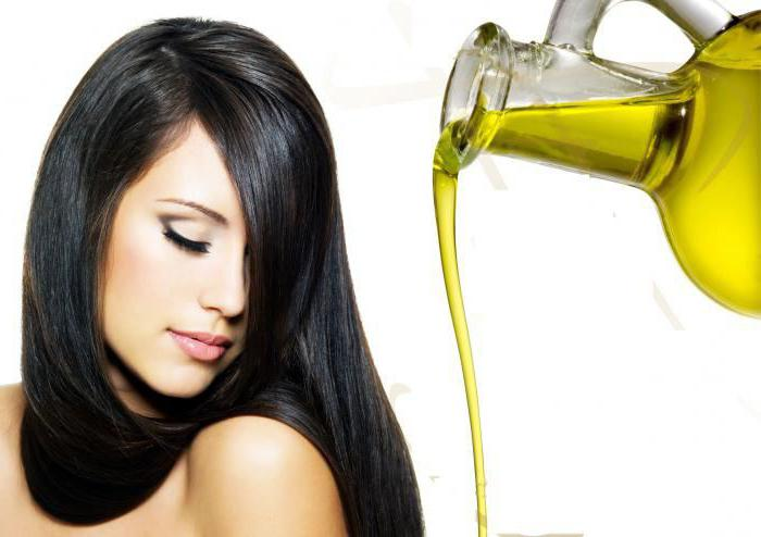 grape seed oil for hair application