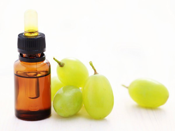 grape seed essential oil for hair