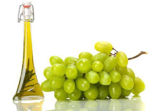 grape seed oil for hair