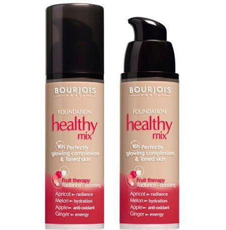foundation bourgeois healthy mix reviews