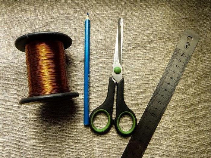 плетение из проволоки схемы