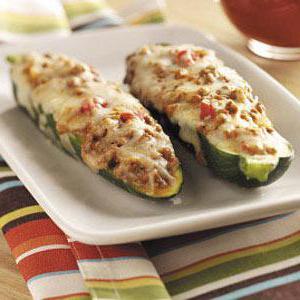 zucchini recipe with minced chicken