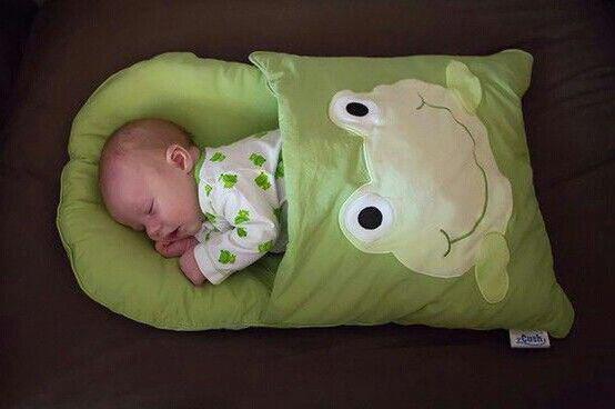 Спальный мешок малыша своими руками