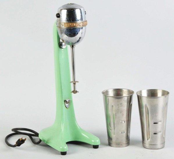professional mixer for milkshakes