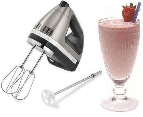 mixer for milkshake