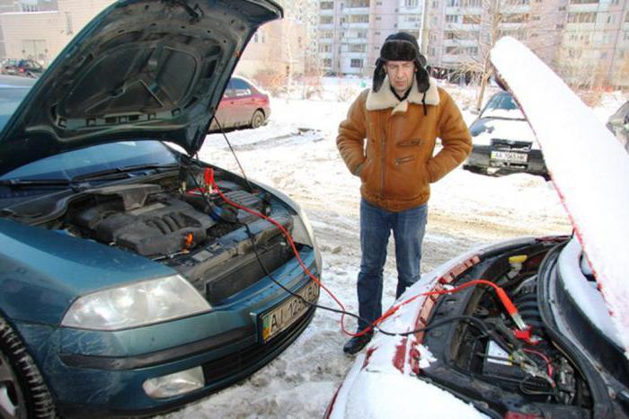 Почему нельзя греть машину в мороз