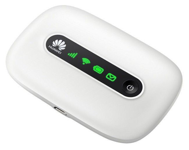 Mobile WiFi routers 3G 4G LTE
