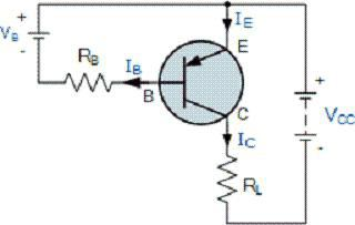 схема транзистора pnp