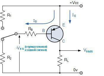 транзистор pnp типа