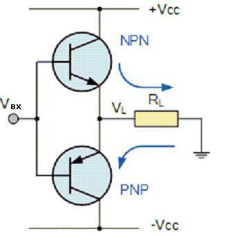 принцип работы транзистора pnp
