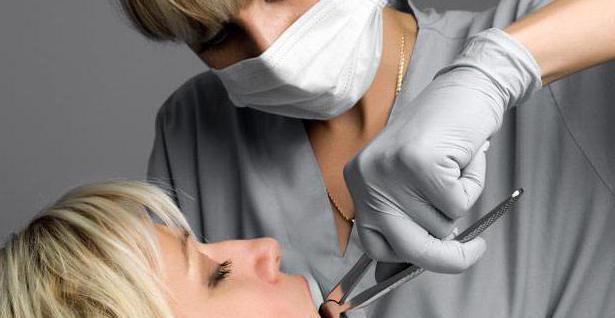 что делать после удаления зуба
