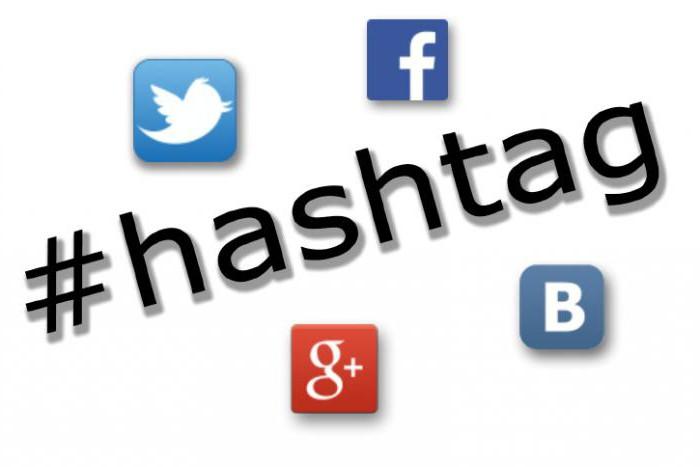 popular hashtags VKontakte