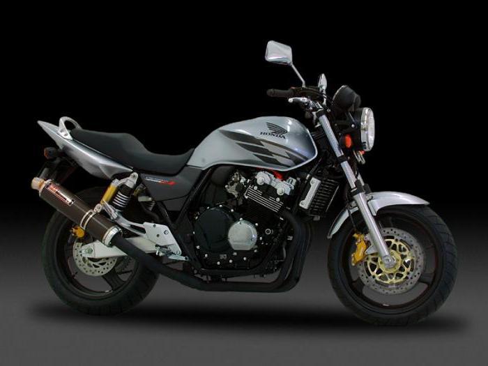 honda cb400sf motorcycles