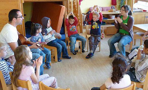 Topics for parents in kindergarten