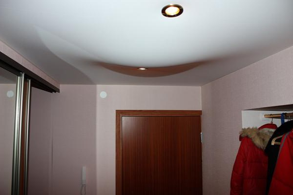 repair of stretch ceilings