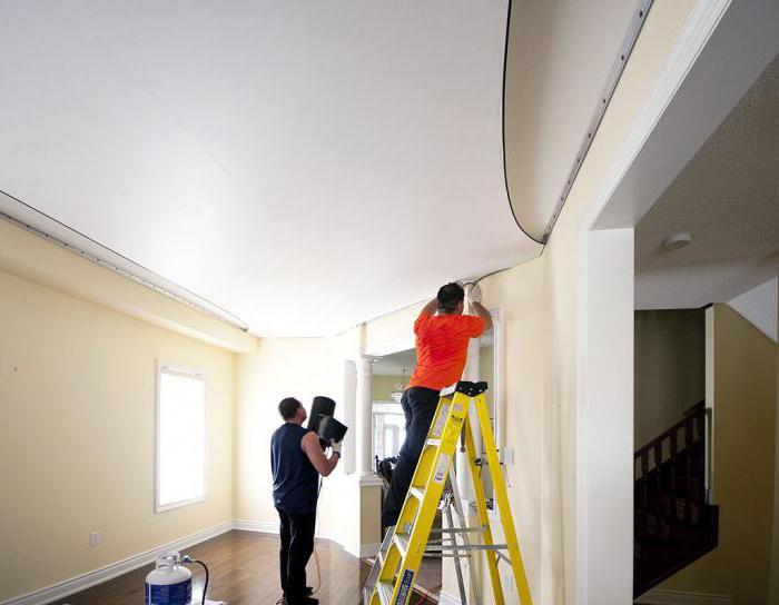suspended ceiling repair