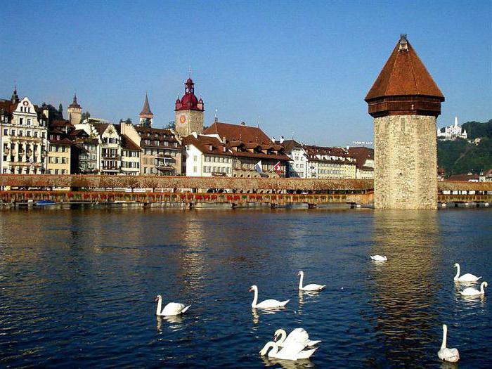 Switzerland Lucerne Tour