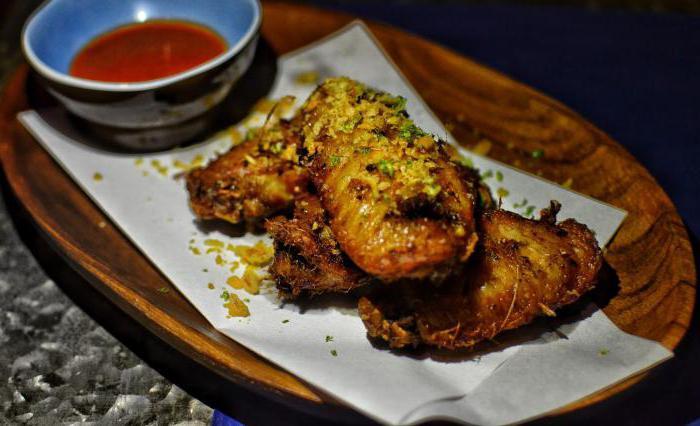 chicken marinated skewers