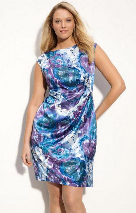Summer sundresses for obese women