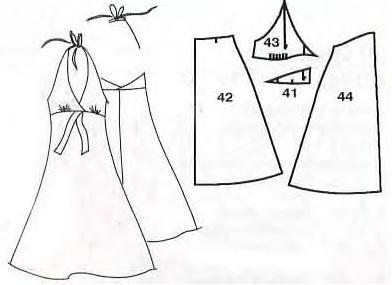 dress pattern for obese women