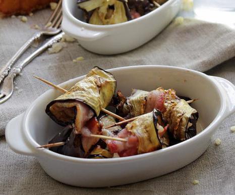 баклажаны вареные рецепты приготовления на закатку