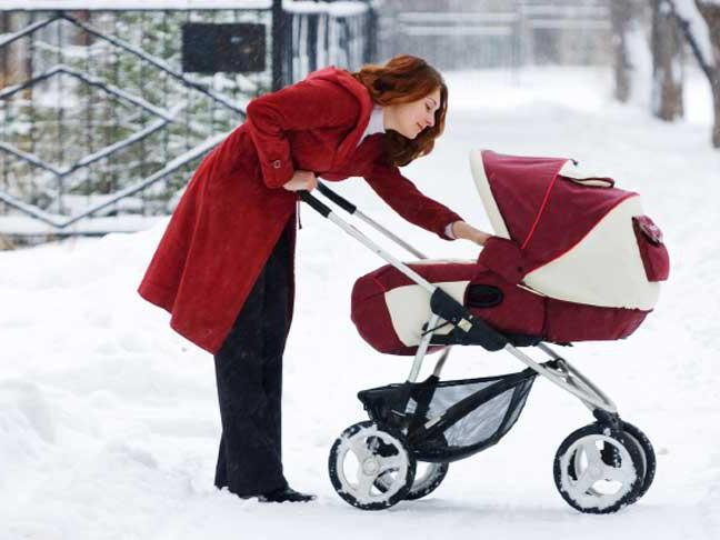 коляска прогулочная для зимы рейтинг