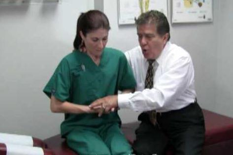 valsalva ultrasound test