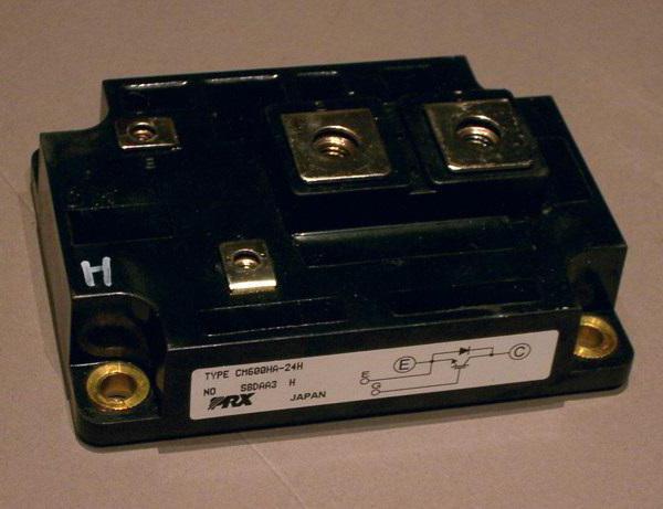 igbt transistor control