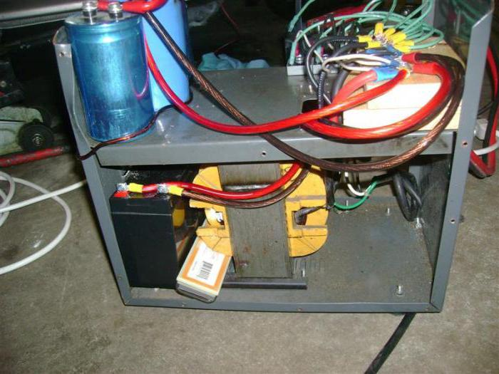 устройства зарядные и пусковые для автомобиля