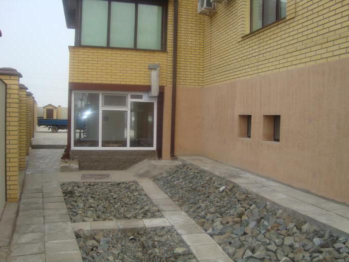 Отмостка своими руками пропорции бетон фото 451