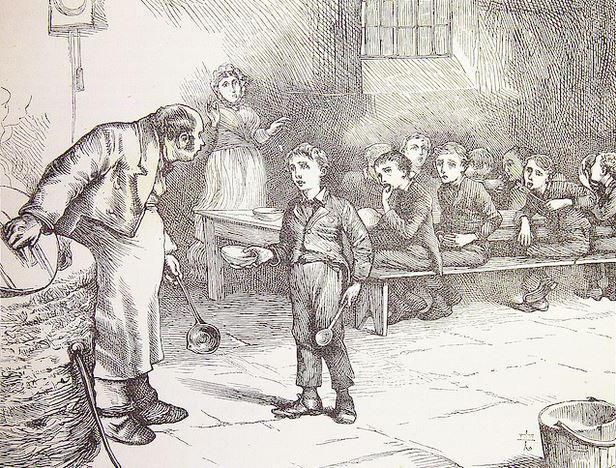 the suffering of children in oliver twist For 40 years now children have been prancing around theater passionate about the suffering of abandoned children in newly-industrialized oliver twist (here.